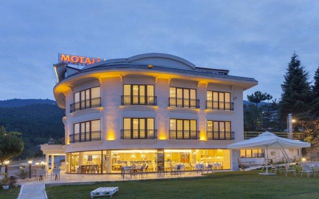 Motali Life Hotel Турция, Дербент - отзывы, цены и фото номеров - забронировать отель Motali Life Hotel онлайн вид на фасад