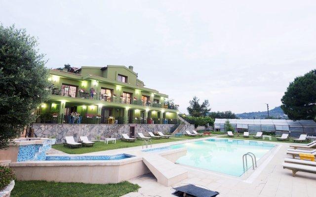 Belizi Hotel Турция, Урла - отзывы, цены и фото номеров - забронировать отель Belizi Hotel онлайн вид на фасад