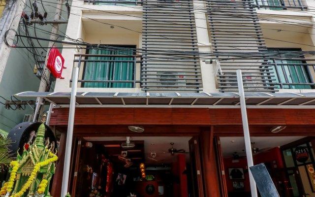 Отель Nida Rooms Patong 179 Sansabai вид на фасад
