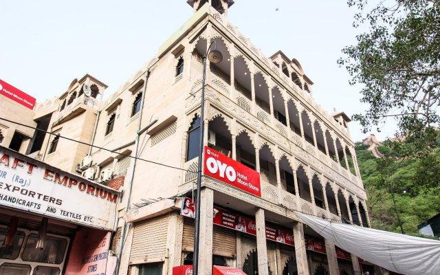 Отель OYO 15917 Moon Stone вид на фасад