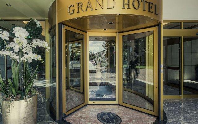 Отель Grand Hotel Terme Италия, Монтегротто-Терме - отзывы, цены и фото номеров - забронировать отель Grand Hotel Terme онлайн вид на фасад