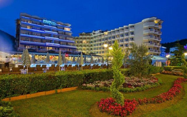 Отель Beach Club Doganay - All Inclusive вид на фасад