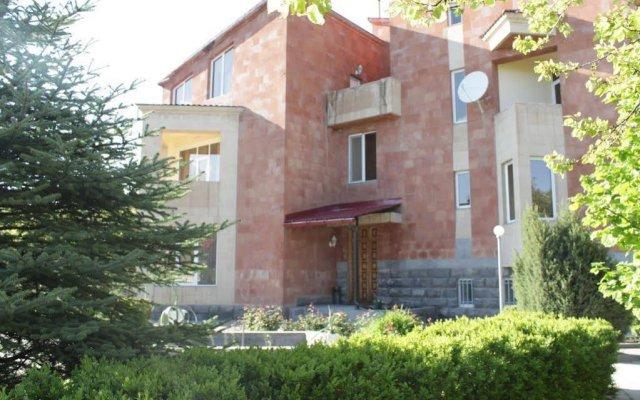 Отель Private Residence Villa Ереван вид на фасад