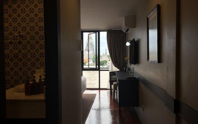 Отель Sala Arun Бангкок комната для гостей