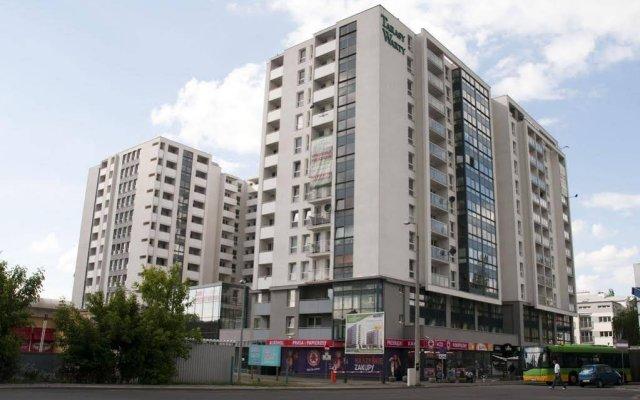 Отель Apartament Polar Польша, Познань - отзывы, цены и фото номеров - забронировать отель Apartament Polar онлайн вид на фасад