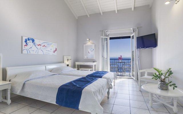 Adrina Beach Hotel комната для гостей