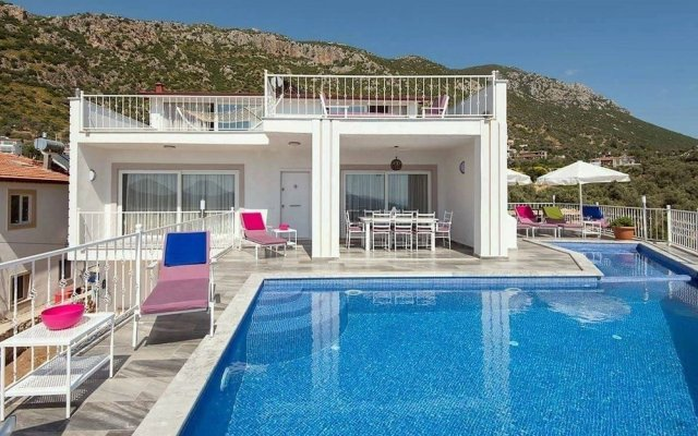 Villa Charm Турция, Патара - отзывы, цены и фото номеров - забронировать отель Villa Charm онлайн бассейн