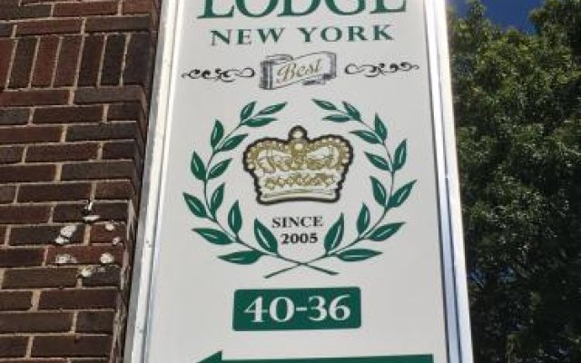 Отель Kamway Lodge США, Нью-Йорк - отзывы, цены и фото номеров - забронировать отель Kamway Lodge онлайн вид на фасад