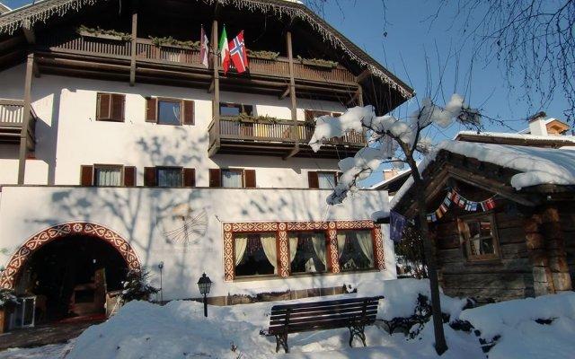 Beauty & Vital Hotel Maria Карано вид на фасад