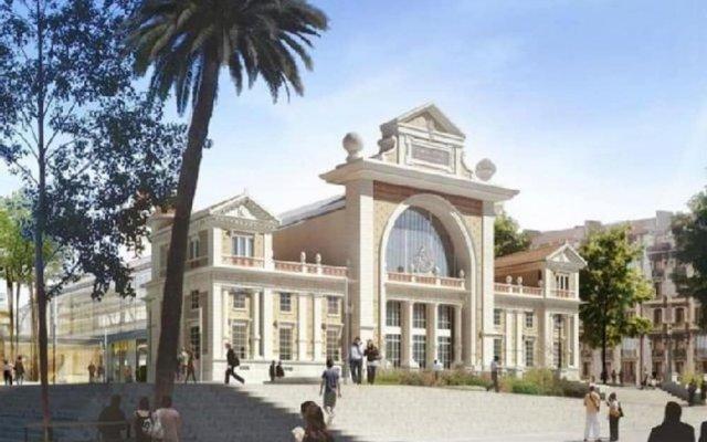 Отель Dali's Guest House вид на фасад