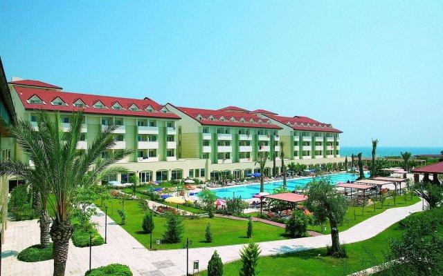 Sural Resort Hotel вид на фасад