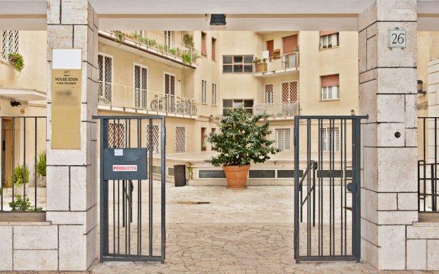 Отель House Eden Guest House Италия, Рим - отзывы, цены и фото номеров - забронировать отель House Eden Guest House онлайн вид на фасад