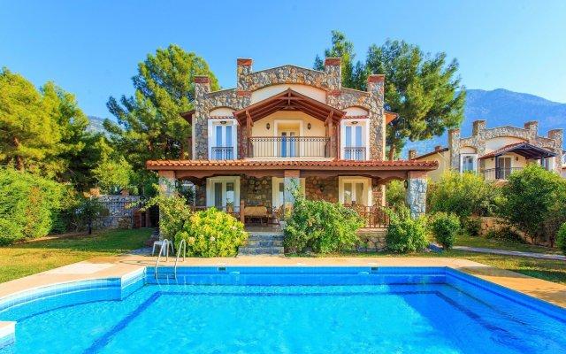 Villa Xanthos 301 Турция, Олудениз - отзывы, цены и фото номеров - забронировать отель Villa Xanthos 301 онлайн вид на фасад