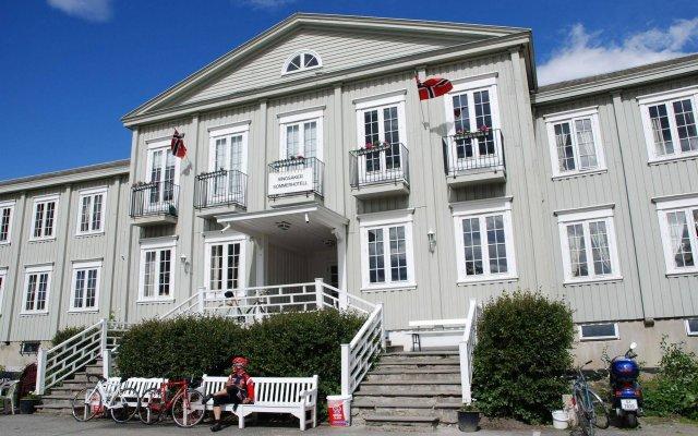 Отель Singsaker Sommerhotell Норвегия, Тронхейм - отзывы, цены и фото номеров - забронировать отель Singsaker Sommerhotell онлайн вид на фасад
