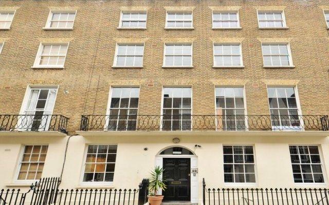 Отель Access Bloomsbury Великобритания, Лондон - отзывы, цены и фото номеров - забронировать отель Access Bloomsbury онлайн вид на фасад
