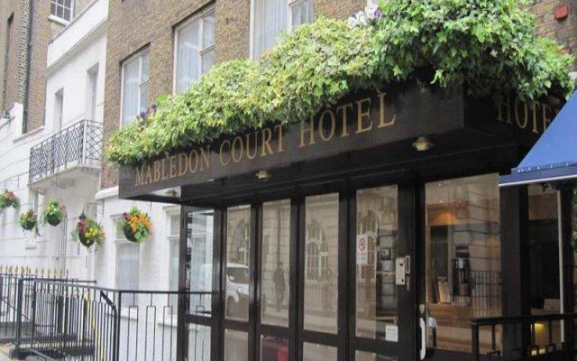 Mabledon Court Hotel вид на фасад