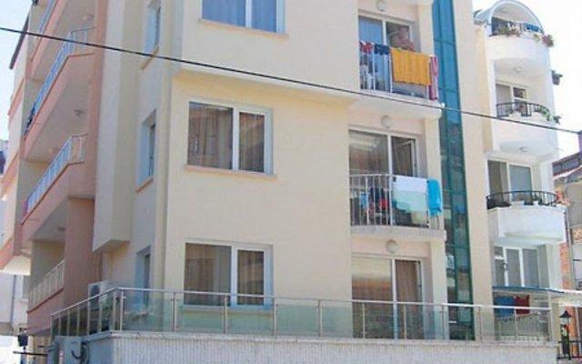 Hotel Italia Nessebar вид на фасад