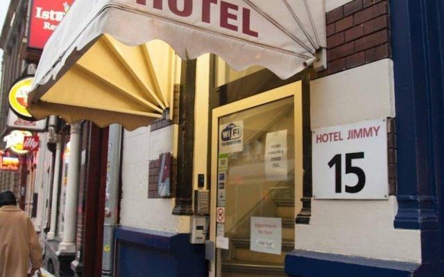 Отель Jimmy Нидерланды, Амстердам - отзывы, цены и фото номеров - забронировать отель Jimmy онлайн вид на фасад