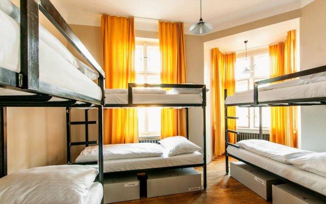 Отель Czech Inn Hostel Чехия, Прага - 7 отзывов об отеле, цены и фото номеров - забронировать отель Czech Inn Hostel онлайн комната для гостей