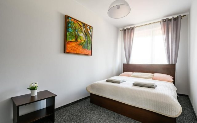 Отель Superior Apartament Lucka комната для гостей