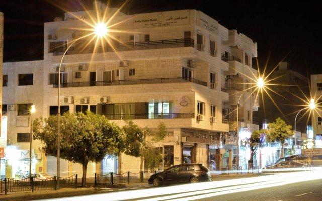 Отель Amir Palace Aqaba вид на фасад