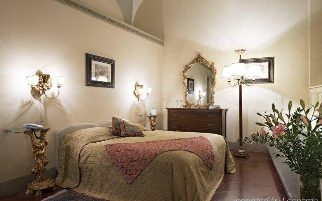 Отель Palazzo Magnani Feroni, All Suite - Residenza D'Epoca комната для гостей