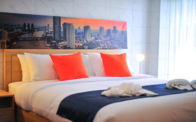 Отель 7 Days Premium At Icon Siam Таиланд, Бангкок - отзывы, цены и фото номеров - забронировать отель 7 Days Premium At Icon Siam онлайн