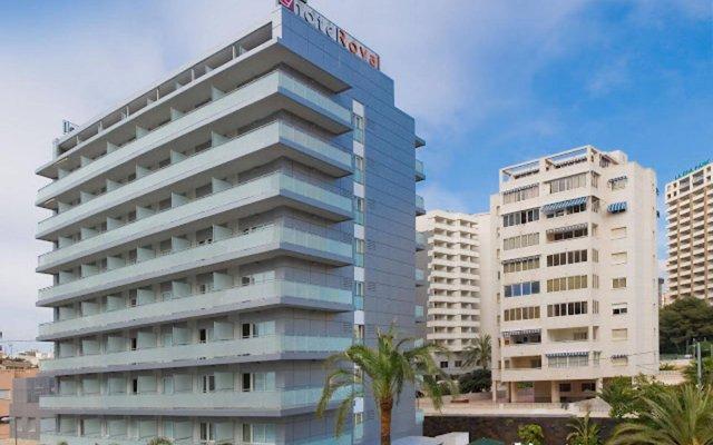 Отель RH Royal - Adults Only Испания, Бенидорм - отзывы, цены и фото номеров - забронировать отель RH Royal - Adults Only онлайн вид на фасад