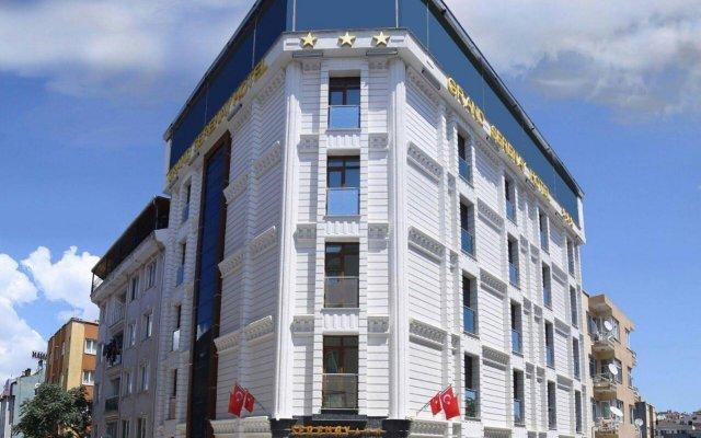 Grand Serenay Hotel Турция, Эрдек - отзывы, цены и фото номеров - забронировать отель Grand Serenay Hotel онлайн вид на фасад
