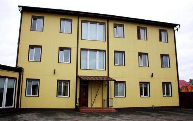 Отель Мармелад Пермь вид на фасад