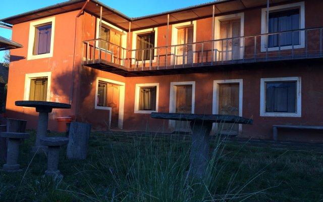 Отель Titicaca Lodge - Isla Amantani Перу, Тилилака - отзывы, цены и фото номеров - забронировать отель Titicaca Lodge - Isla Amantani онлайн вид на фасад