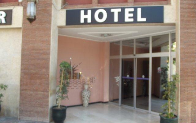 Отель Al Kabir Марокко, Марракеш - отзывы, цены и фото номеров - забронировать отель Al Kabir онлайн вид на фасад