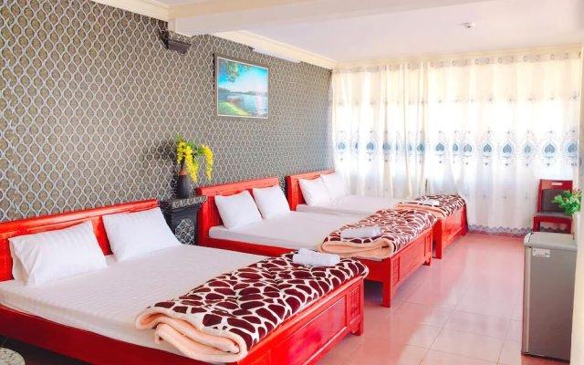 Отель Green House Da Lat Phan Dinh Phung Далат комната для гостей