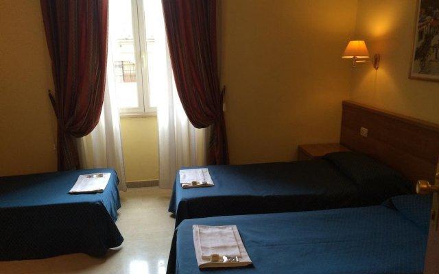 Отель Principe Di Piemonte Рим комната для гостей