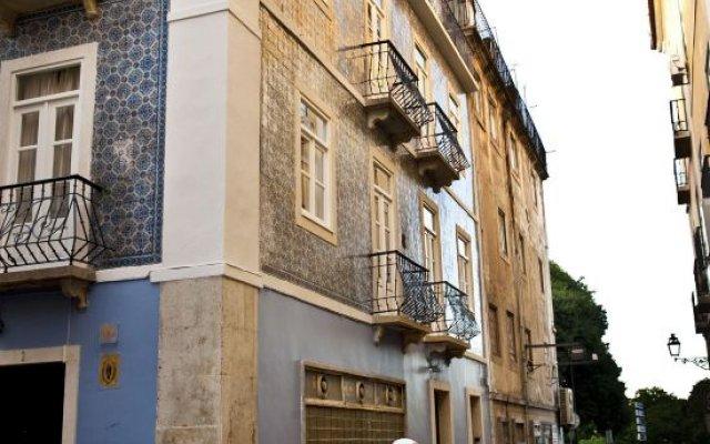 B.A. Hostel вид на фасад