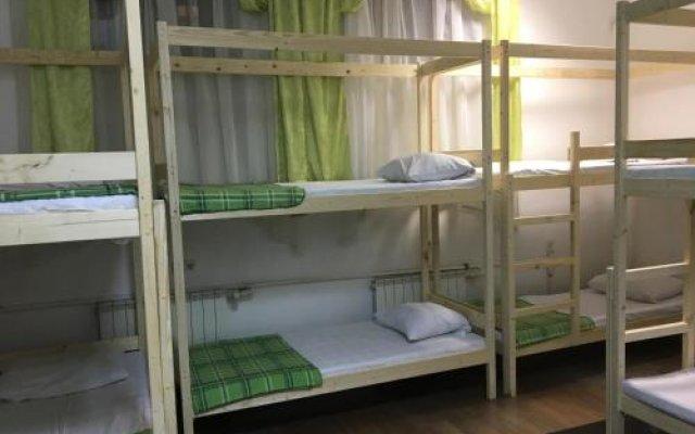 Хостел Гнездо Новослободская Москва комната для гостей