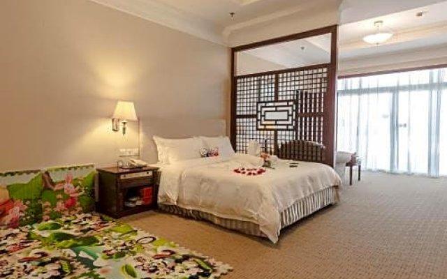 Отель Xiamen International Seaside Hotel Китай, Сямынь - отзывы, цены и фото номеров - забронировать отель Xiamen International Seaside Hotel онлайн комната для гостей