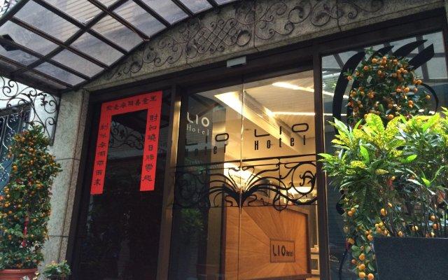 Lio Hotel Ximen вид на фасад