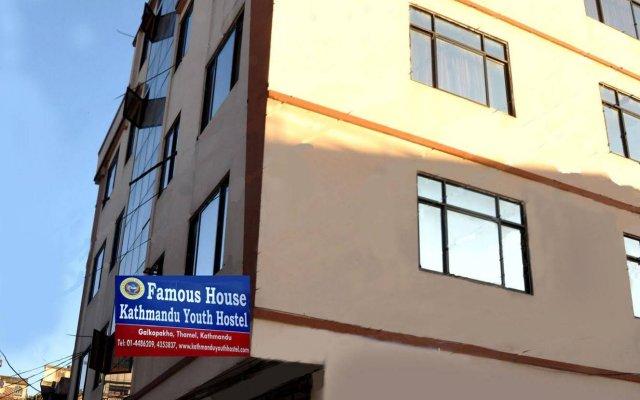 Отель Famous House Kathmandu Непал, Катманду - отзывы, цены и фото номеров - забронировать отель Famous House Kathmandu онлайн вид на фасад