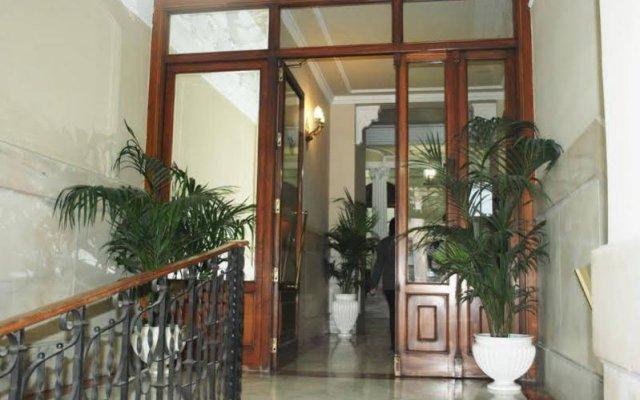 Отель Hostal Galaico Испания, Мадрид - отзывы, цены и фото номеров - забронировать отель Hostal Galaico онлайн вид на фасад