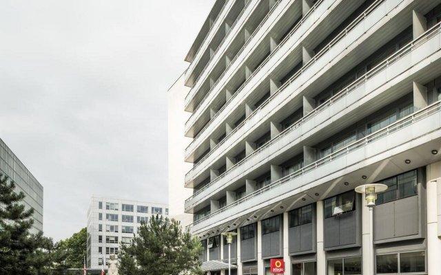 Отель Aparthotel Adagio Paris Bercy Village Франция, Париж - 2 отзыва об отеле, цены и фото номеров - забронировать отель Aparthotel Adagio Paris Bercy Village онлайн вид на фасад