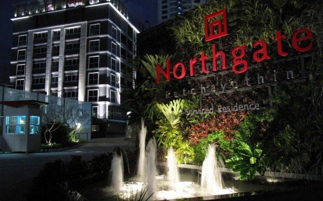 Отель Northgate Ratchayothin вид на фасад
