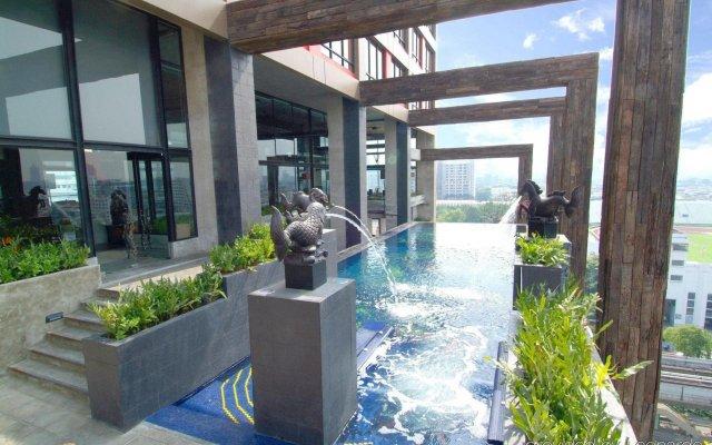 Отель Siam@Siam Design Hotel Bangkok Таиланд, Бангкок - отзывы, цены и фото номеров - забронировать отель Siam@Siam Design Hotel Bangkok онлайн вид на фасад