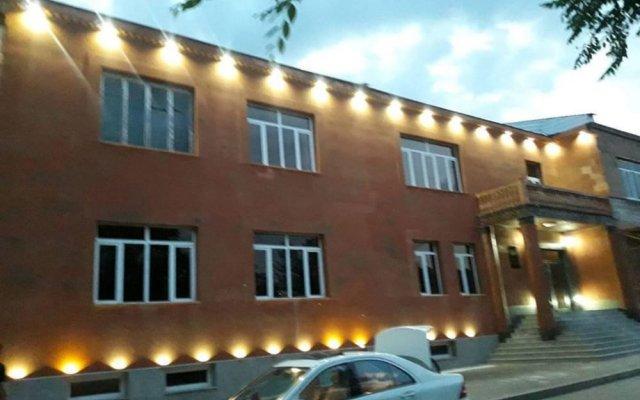 Отель Olympic Армения, Гюмри - отзывы, цены и фото номеров - забронировать отель Olympic онлайн вид на фасад