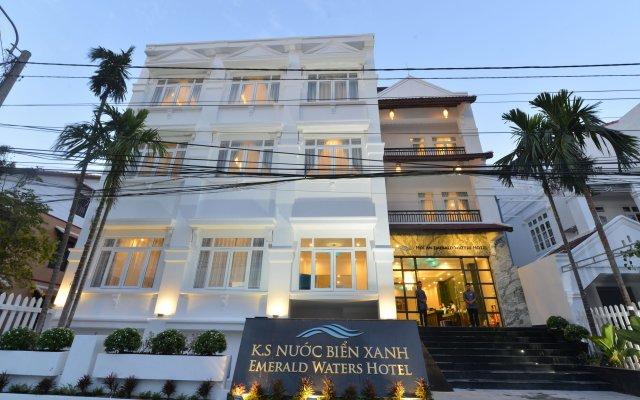 Отель TTC Hotel Premium Hoi An Вьетнам, Хойан - отзывы, цены и фото номеров - забронировать отель TTC Hotel Premium Hoi An онлайн вид на фасад
