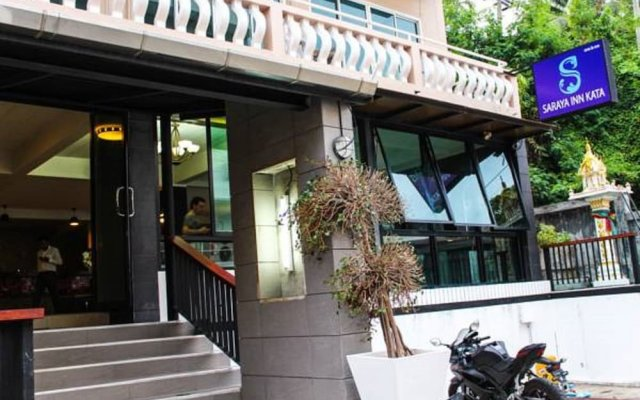 Sharaya Kata Hotel вид на фасад