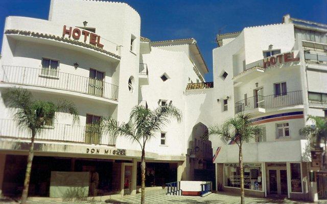 Отель Kristal вид на фасад
