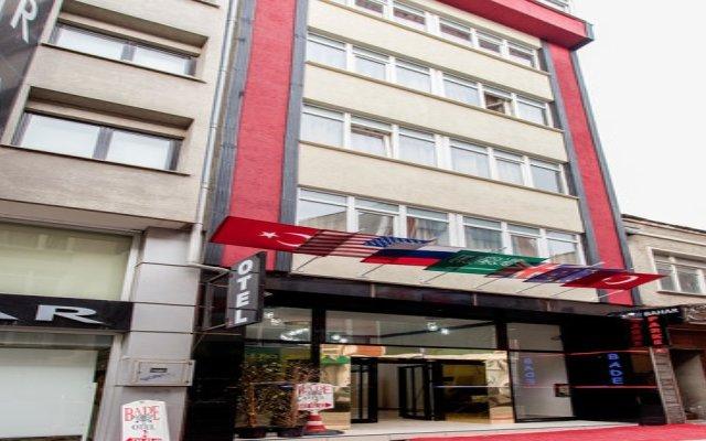 Bade 2 Hotel Турция, Стамбул - отзывы, цены и фото номеров - забронировать отель Bade 2 Hotel онлайн вид на фасад