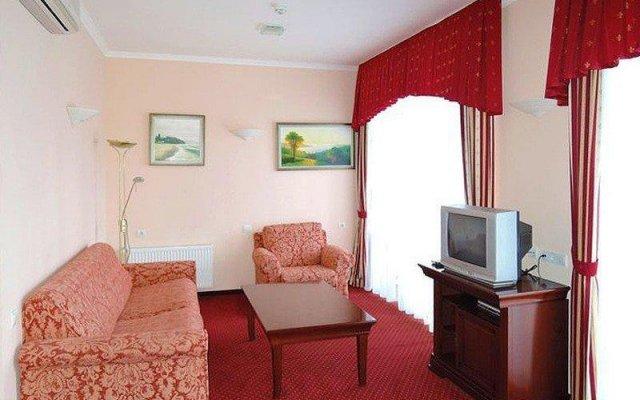 Гостиница Вилла Слава комната для гостей