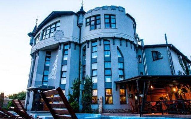 Гостиница Roza Vetrov Одесса вид на фасад